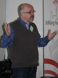 Speaking At The Radio Days Johannesburg Conference