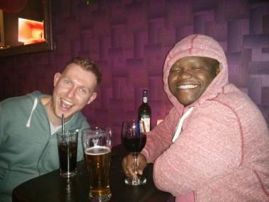 David and Paddy