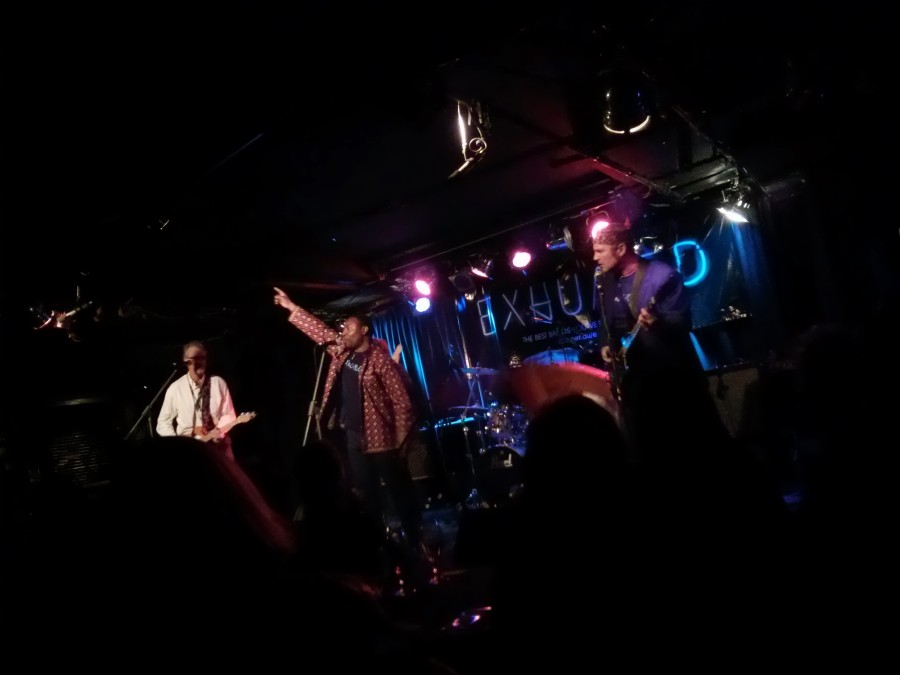 Exhumed at The Basement