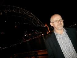 James and The Bridge