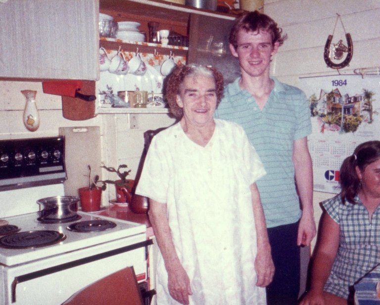Mum's Birthday 1984