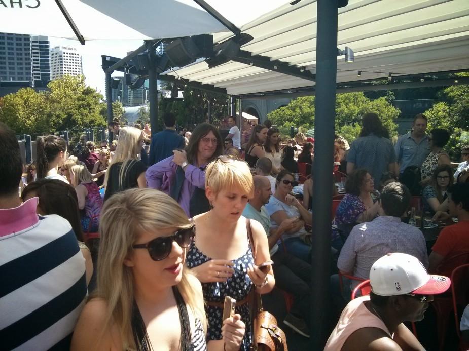 Glenmore Hotel Rooftop Bar