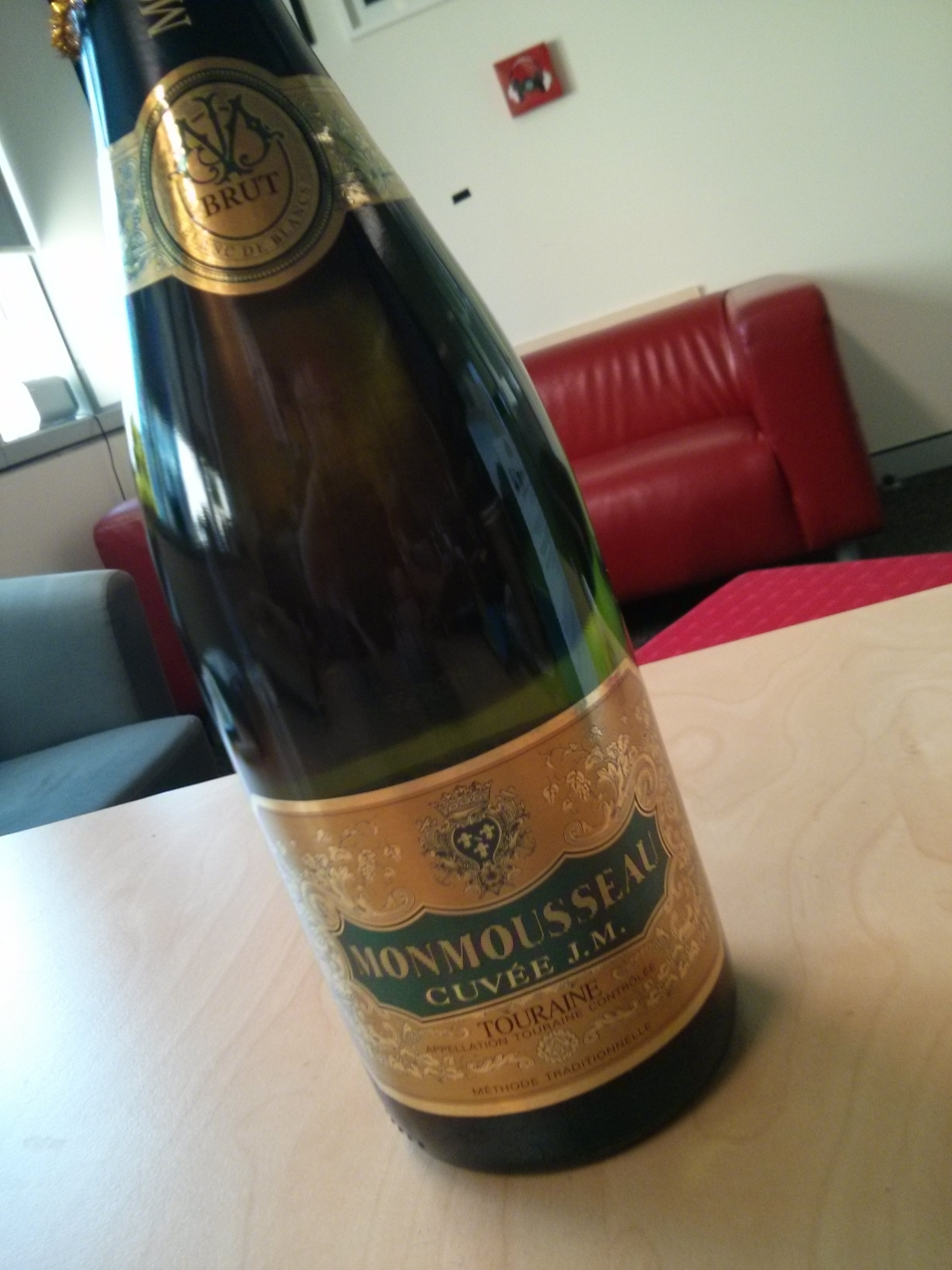 Champers from Coffee Trails