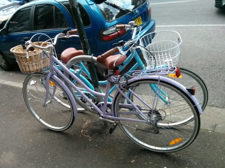 Hipster Bikes on Crown Street, Surry Hills