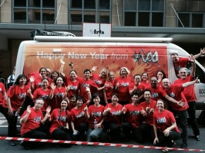 ABC Float in Sydney's Lunar New Year Parade