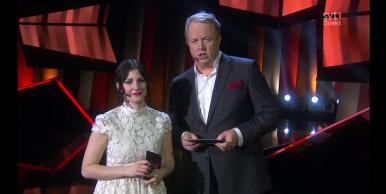 Melodifestivalen 2013 Hosts