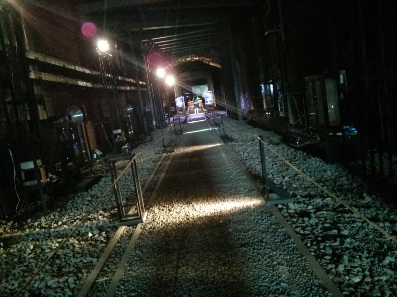 Abandoned Railway Tunnel