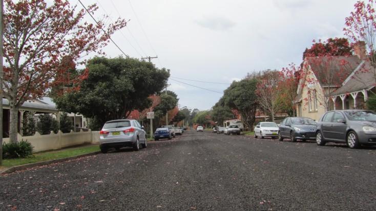 Hoddle Street, Burrawang