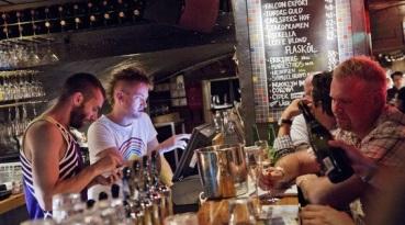 Sidetrack Bar on Expressen