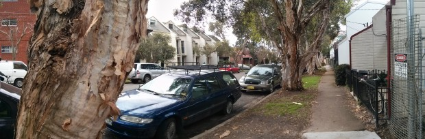 Moorehead Street, Redfern, Sydney