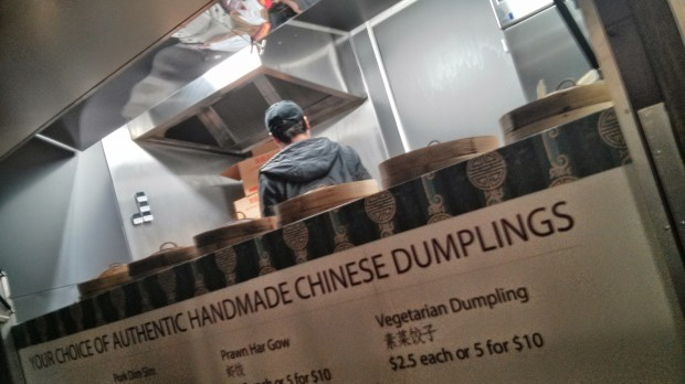 The Yum Cha Truck, Devonshire Street, Surry Hills