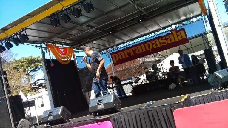 Parramasala Poetry Slam