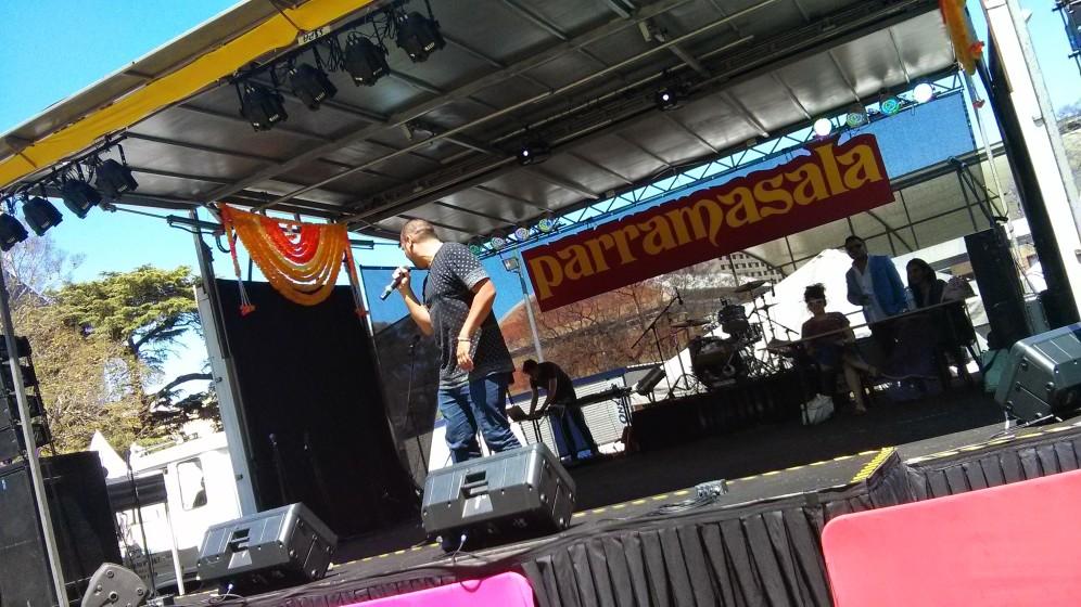 Parramasala Poetry Slam