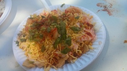 Nepalese food at Parramasala