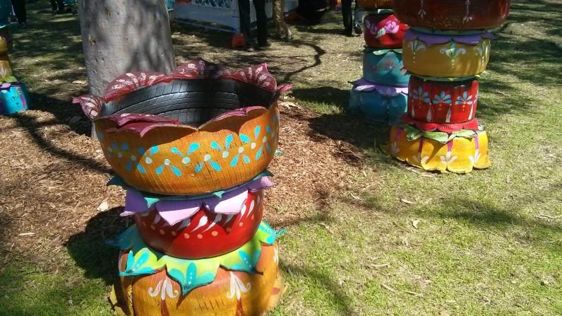 Crafts at Parramasala