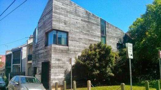 A really nice house.