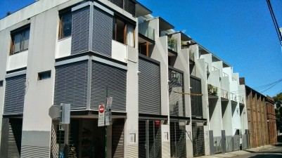 Architecture Association tour of Redfern