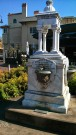 Queen Victoria 60 years fountain at Lismore