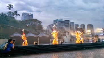 Bangarra Dance Theatre at Sydney Opera House