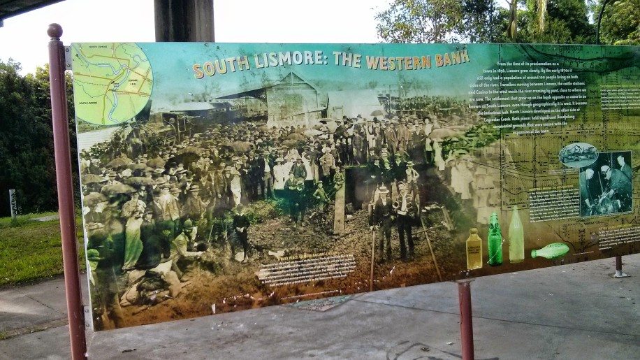 Born and Bred in South Lismore