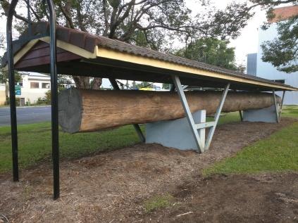 Lismore's Big Log