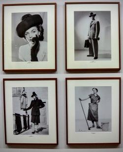 Twentieth century Swedish clothing at the Nordiska Museet, Stockholm