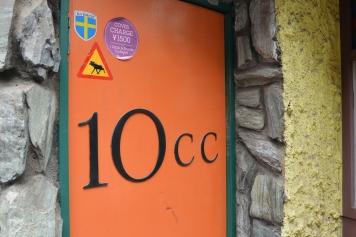 10cc Swedish Bar in Tokyo