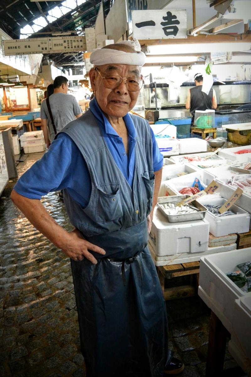 Tokyo Fish Market