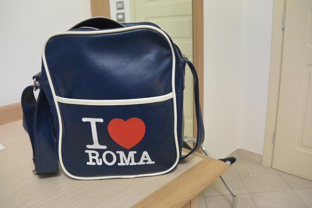 I Love Rome Bag