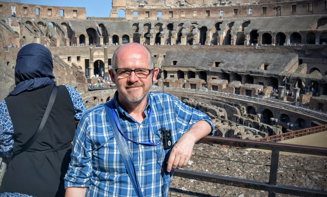 Real Rome Tours - The Colosseum