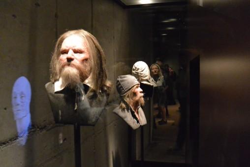 Vasa Museum Faces