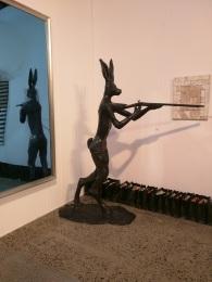 Paul Dibble, Rabbit Fights Back