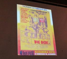Screening of The Box