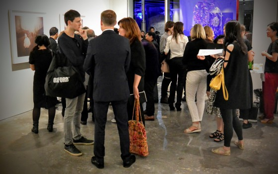 Gallery Crawl - Vermilion Opening