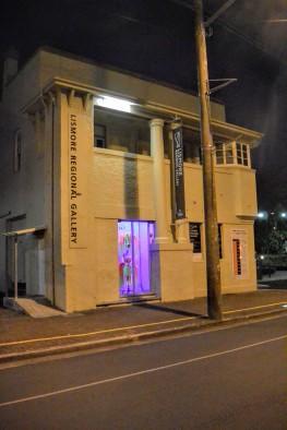 Maudeville at Lismore Regional Art Gallery