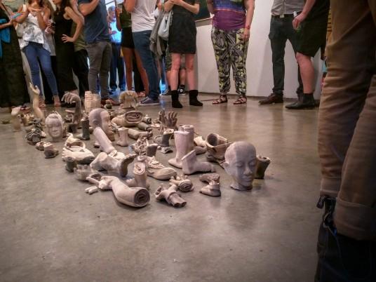 Jumaadi 2016 Confessions at Watters Gallery