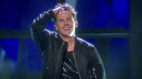 Melodifestivalen 2016 - David Lindgren