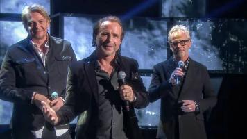 Melodifestivalen 2016 - Patrik, Tommy och Uno