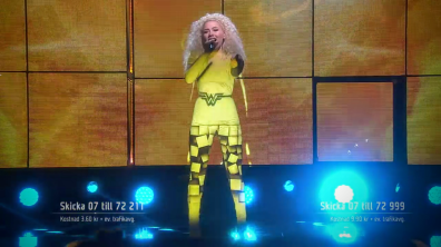 Melodifestivalen 2016 - Wiktoria
