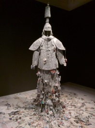 """Armour of Triumph"", 2012 by Wang Lei"