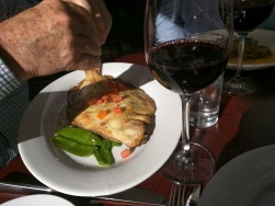 Lunch at La Capannina at Milson's Point