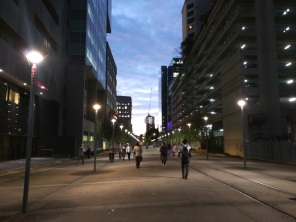 Ultimo Pedestrian Walkway, Sydney