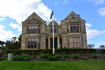 Engineer's Building Hobart