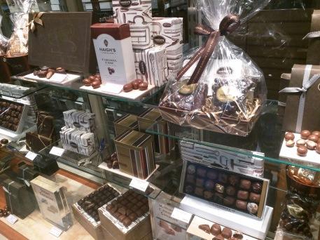 Adelaide - Haigh's Chocolates