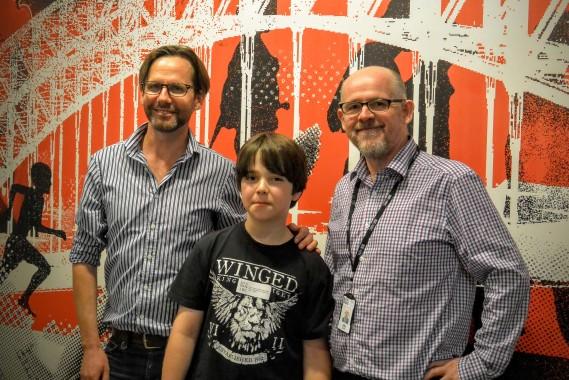 South Lismore Public School visits ABC Sydney