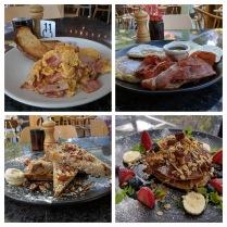 Breakfast at Cafe Brisbane