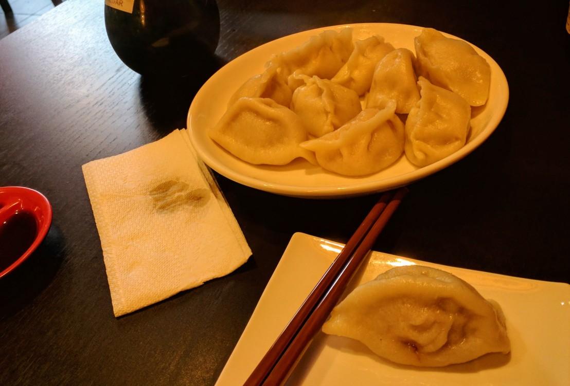 Bei Jing Dumpling