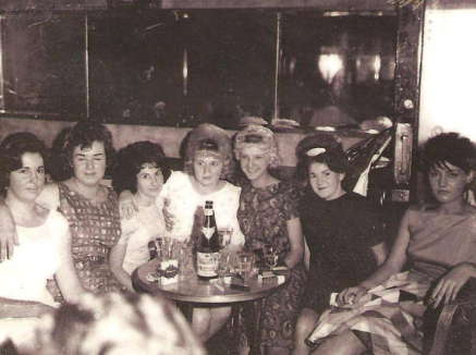 "Have had an amazing encounter thanks to one of the ""whatever happened to.."" groups on Facebook. This week someone posted a photograph of family member, Gloria who I recognised instantly. 1964 maybe?"