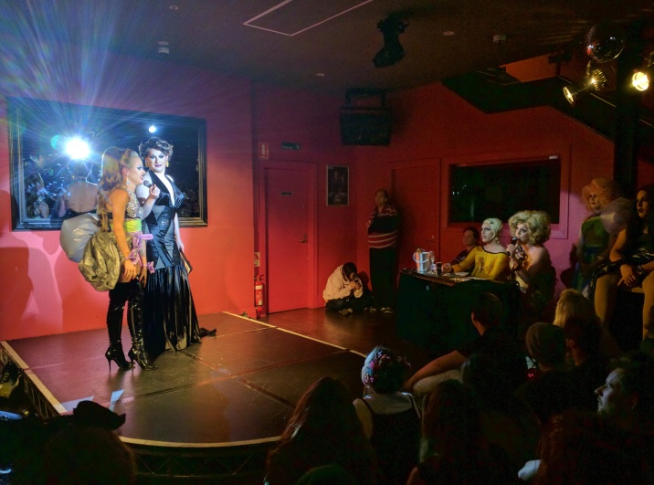 Wednesday Night Drag at Sydney's Midnight Shift