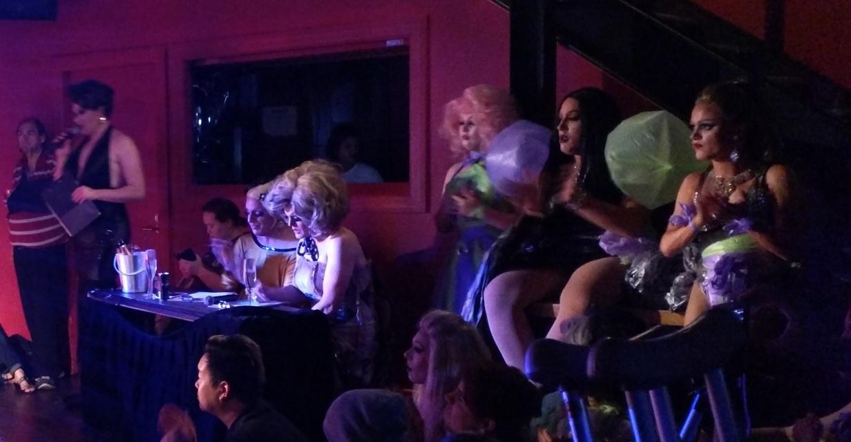 Wednesday Night Drag at Sydney's Midnight Shift